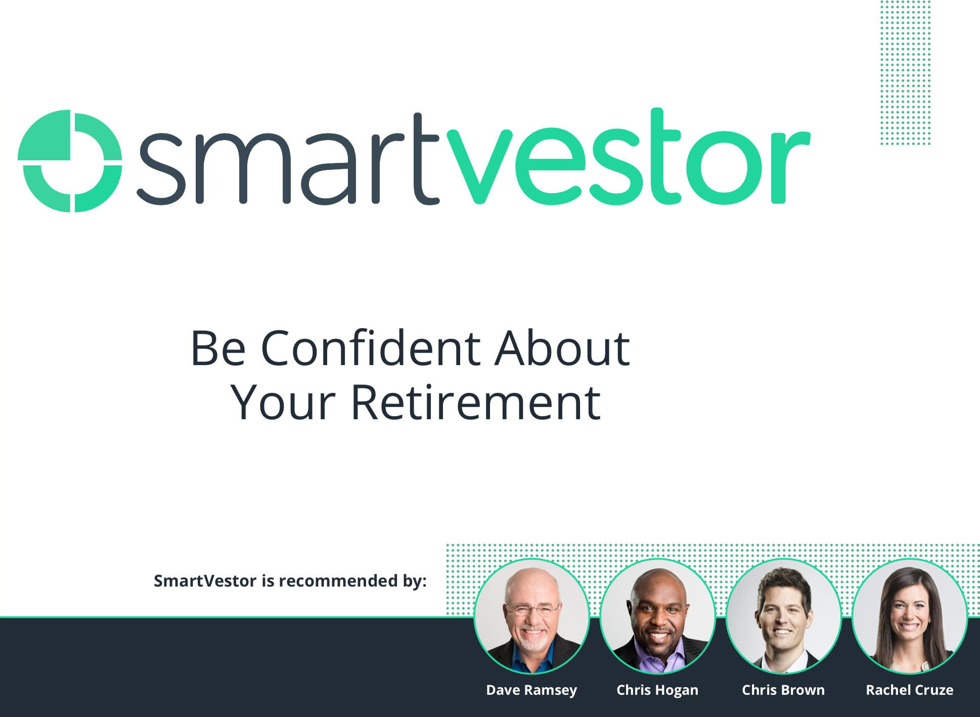 Connect with a Dave Ramsey SmartVestor in The Woodlands